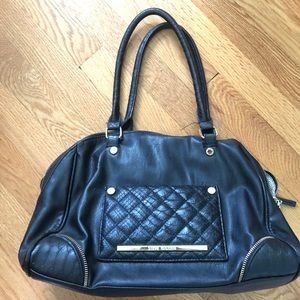 Black Steve Madden Purse